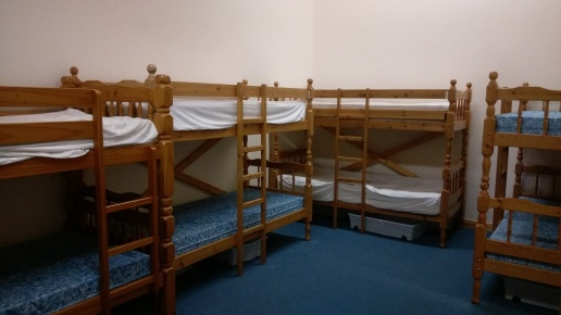 A typical dormitory