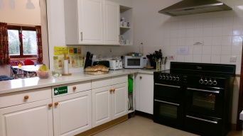 Cooking facilities (fridges and freezers also available)