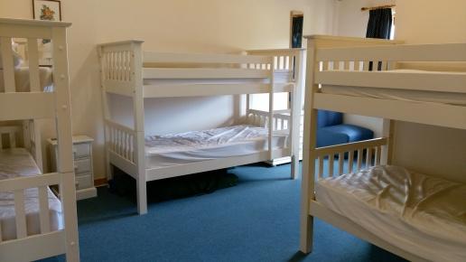 Leaders' bedroom