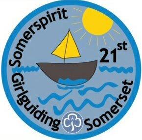 Somerspirit 21st birthday badge