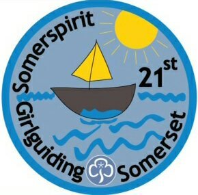 Somerspirit 21st birthday badge