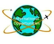 International Opportunities