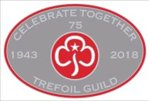 Trefoil_Guild_75th_Badege_Logo
