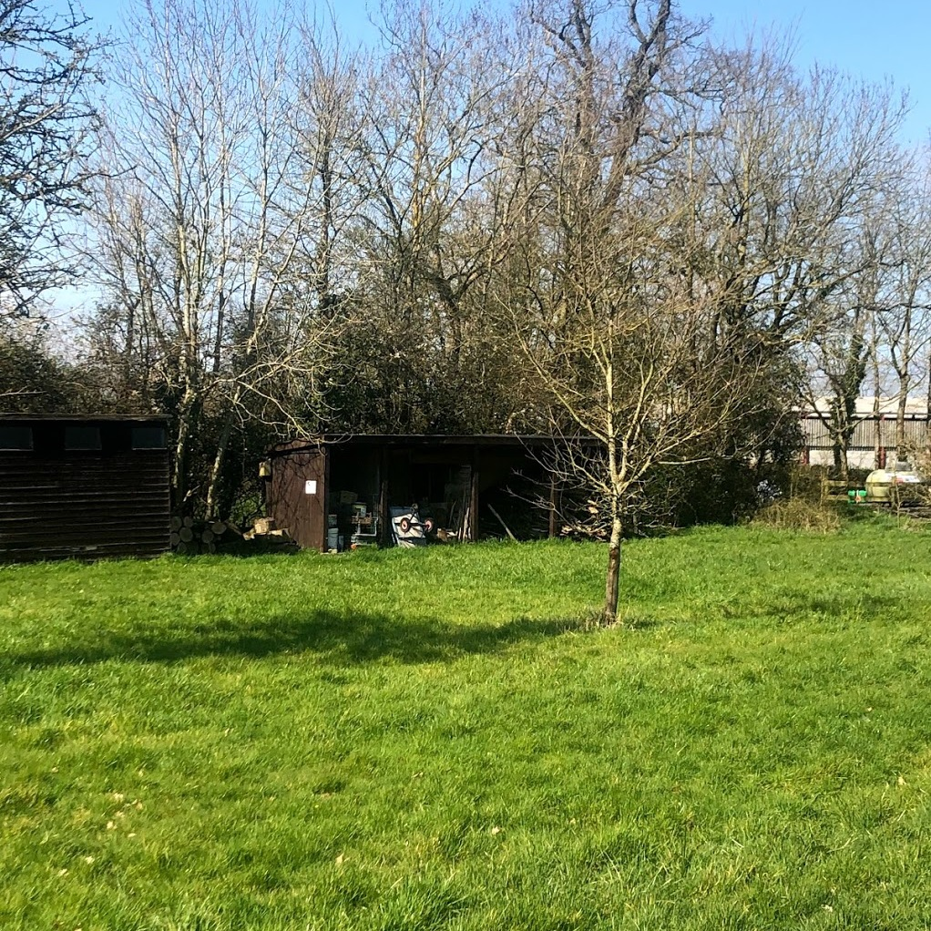 Rural views at Somermead, Outdoor Camping and Activity Venue