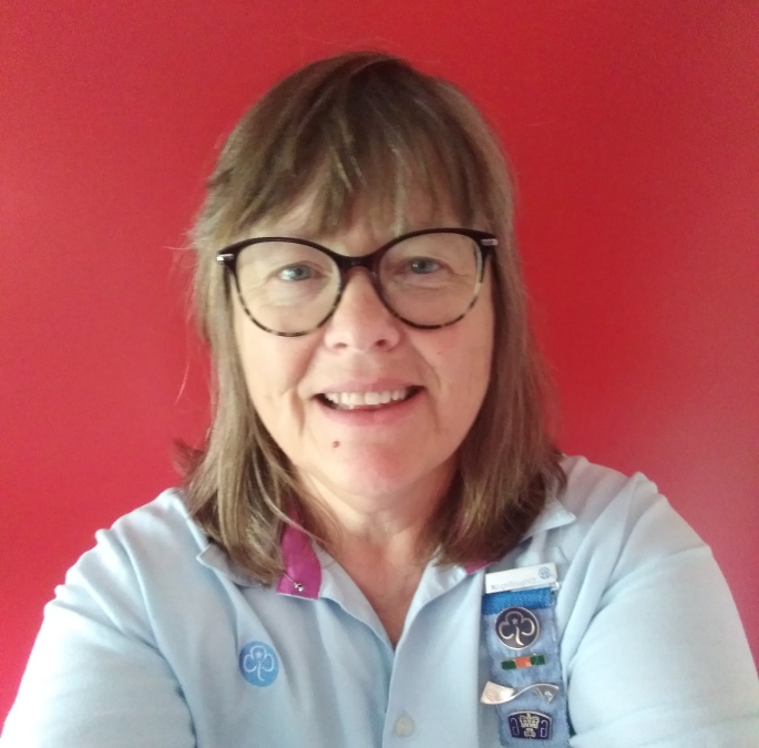 Ruth Forbes, Assistant County Commissioner (Growth), Girlguiding Somerset